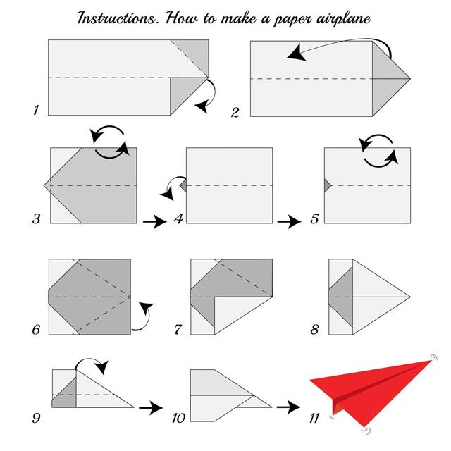 How To Make Cool Paper Plane Mycoffeepot Org