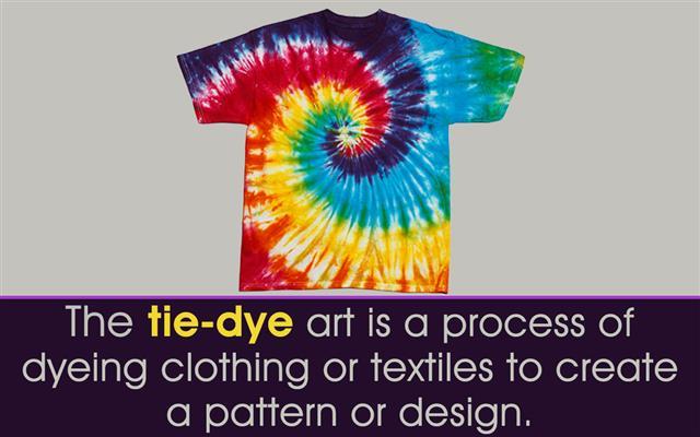 Cool Tie Dye Patterns