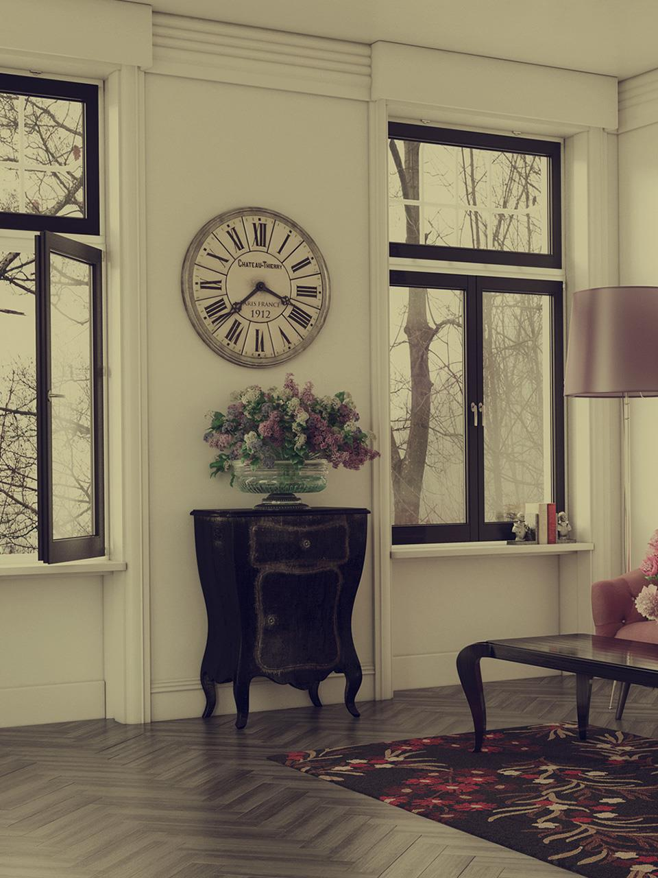 How To Decorate With Wall Clocks