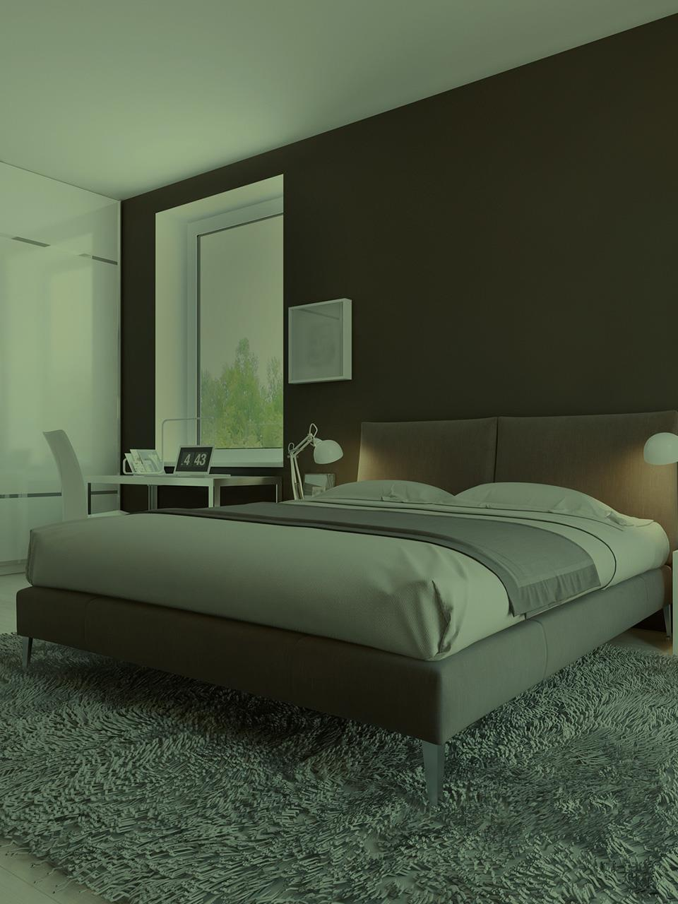 Small Bedroom Arrangement And Decorating Ideas