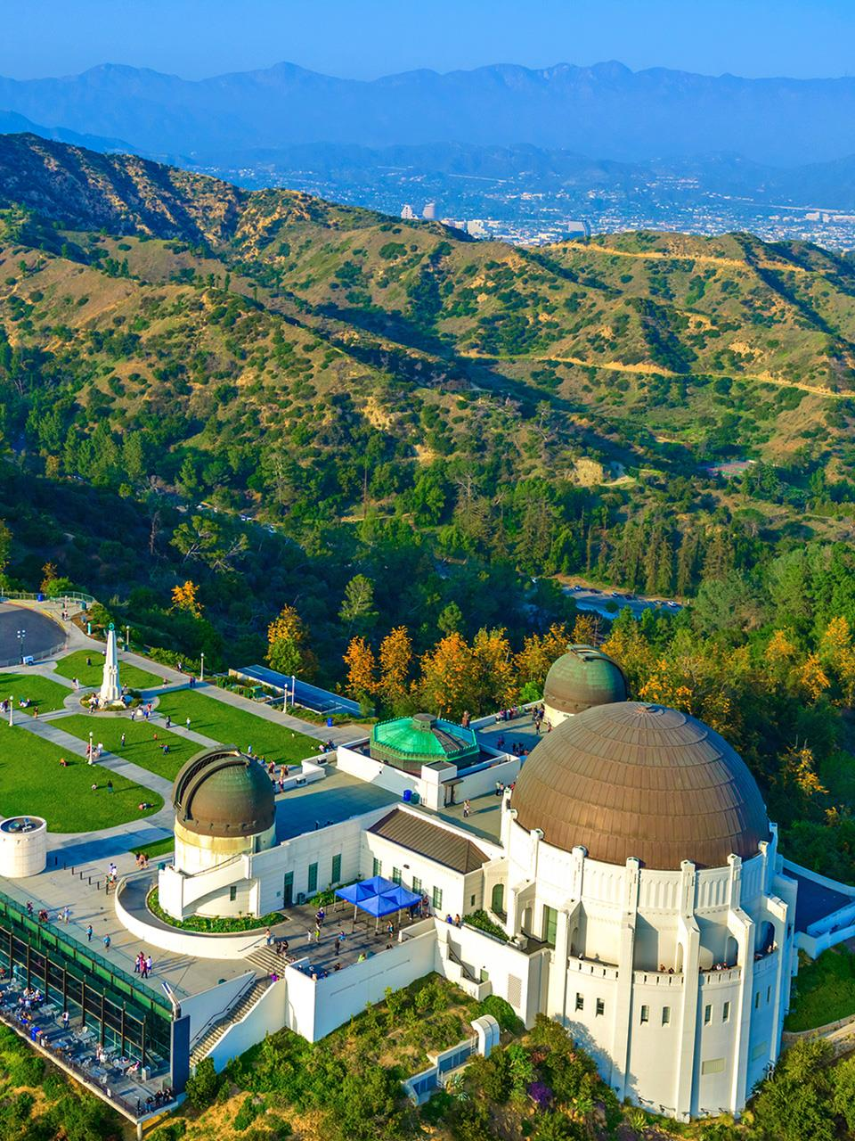 Tourist Attractions In Los Angeles Area