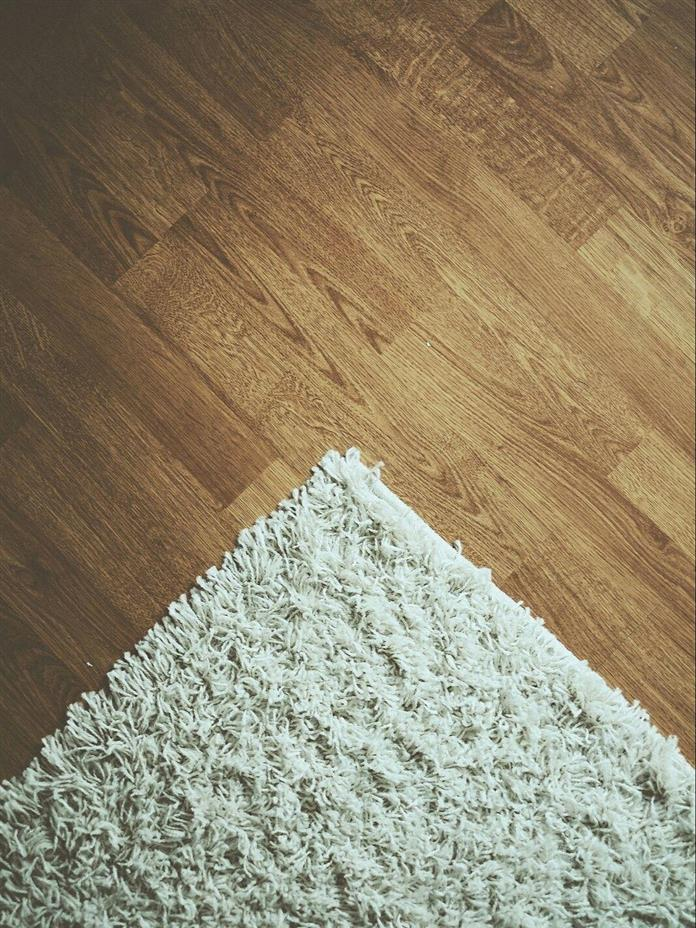 How to Clean your Carpeted Hardwood Floor