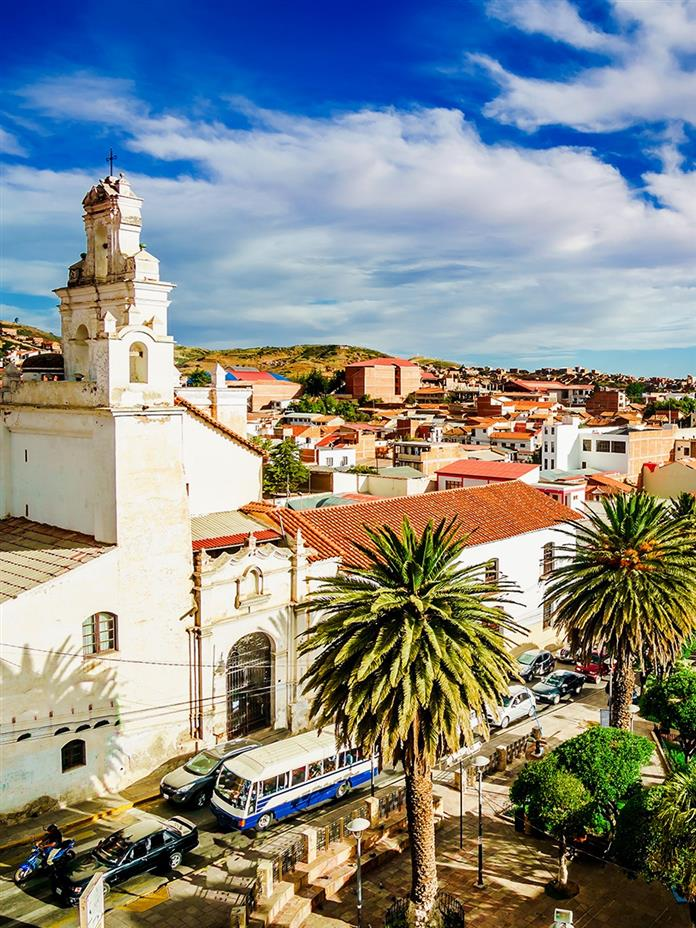 15 Interesting Facts About Sucre Bolivia