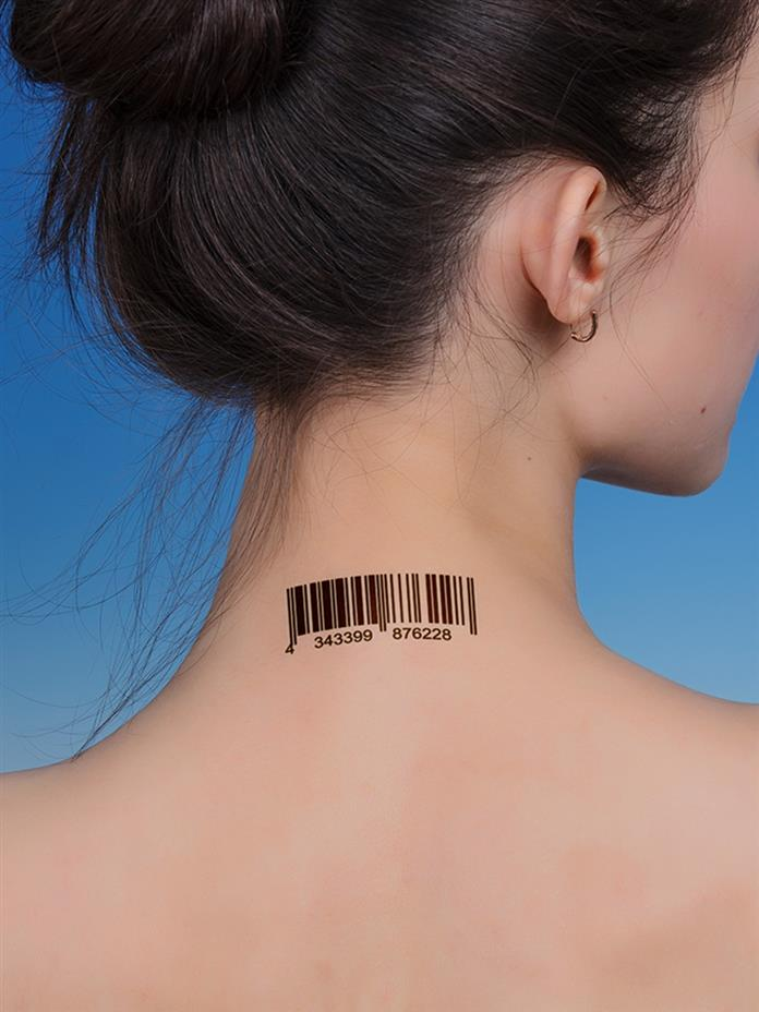 Barcode Tattoo Meaning And Design Ideas