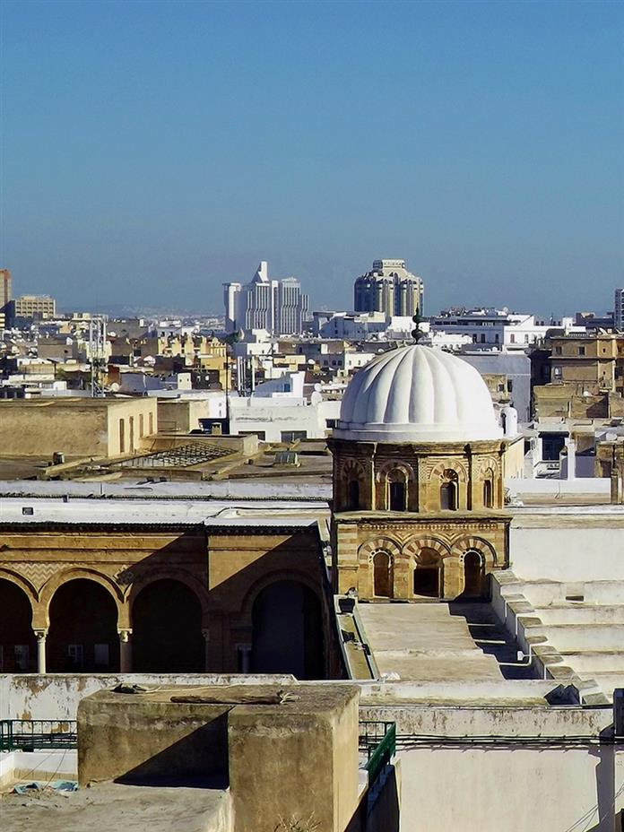 Top Tourist Attractions In Tunis Tunisia