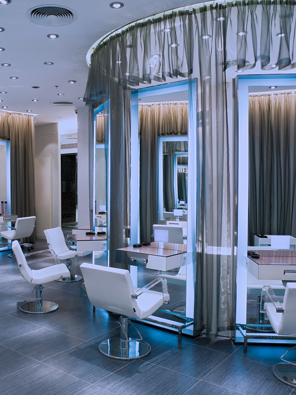 Unique Design Ideas for Beauty Salons