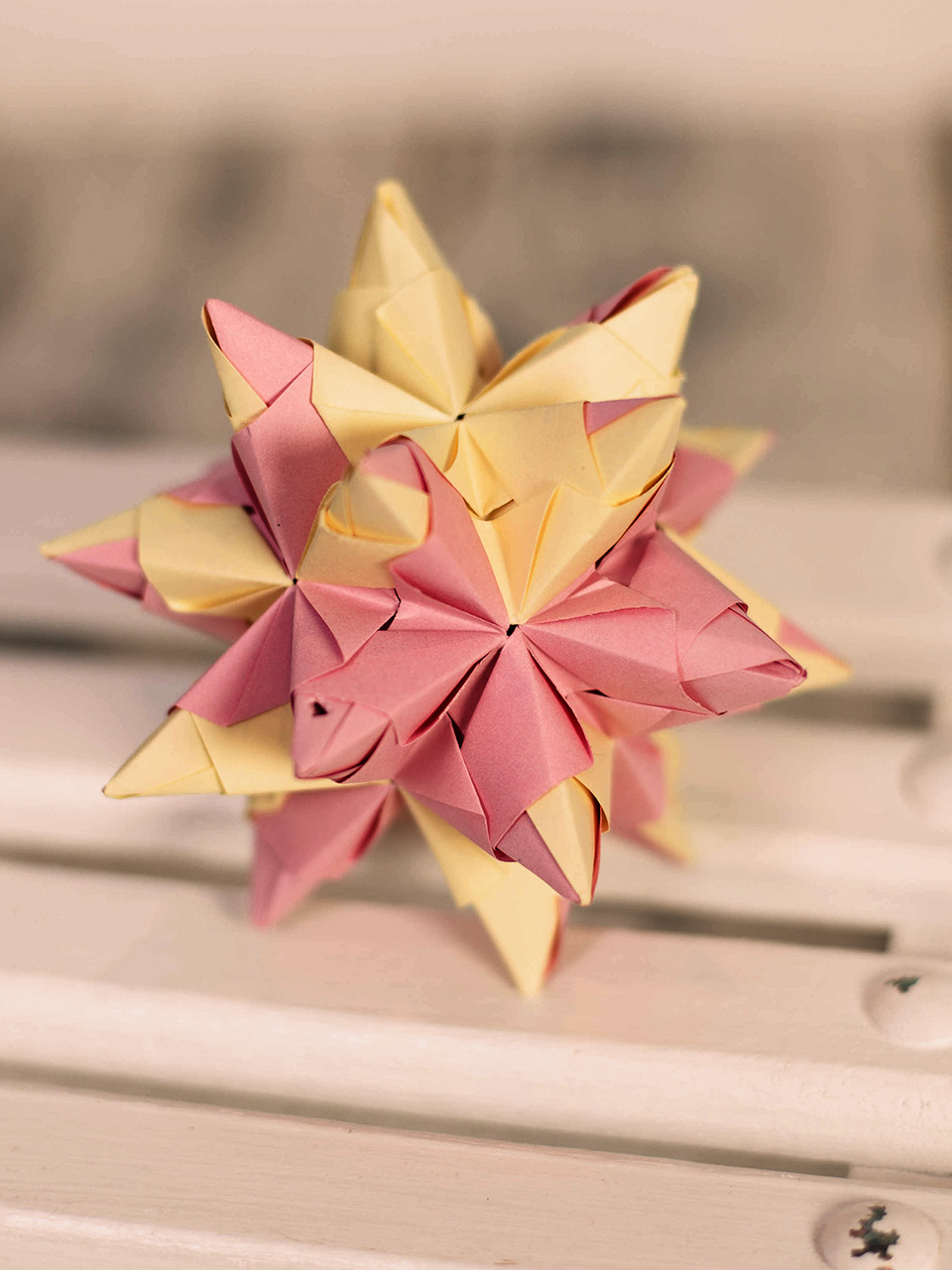 Simple Origami 3D Cherry Blossom Step by Step - Kids Can Make | 1280x960