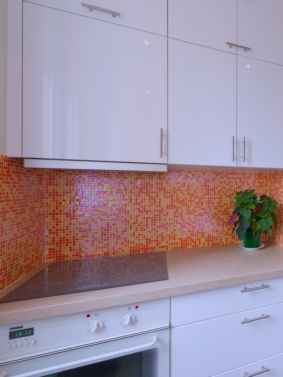 - Modern Tile Backsplash Ideas For White Cabinets
