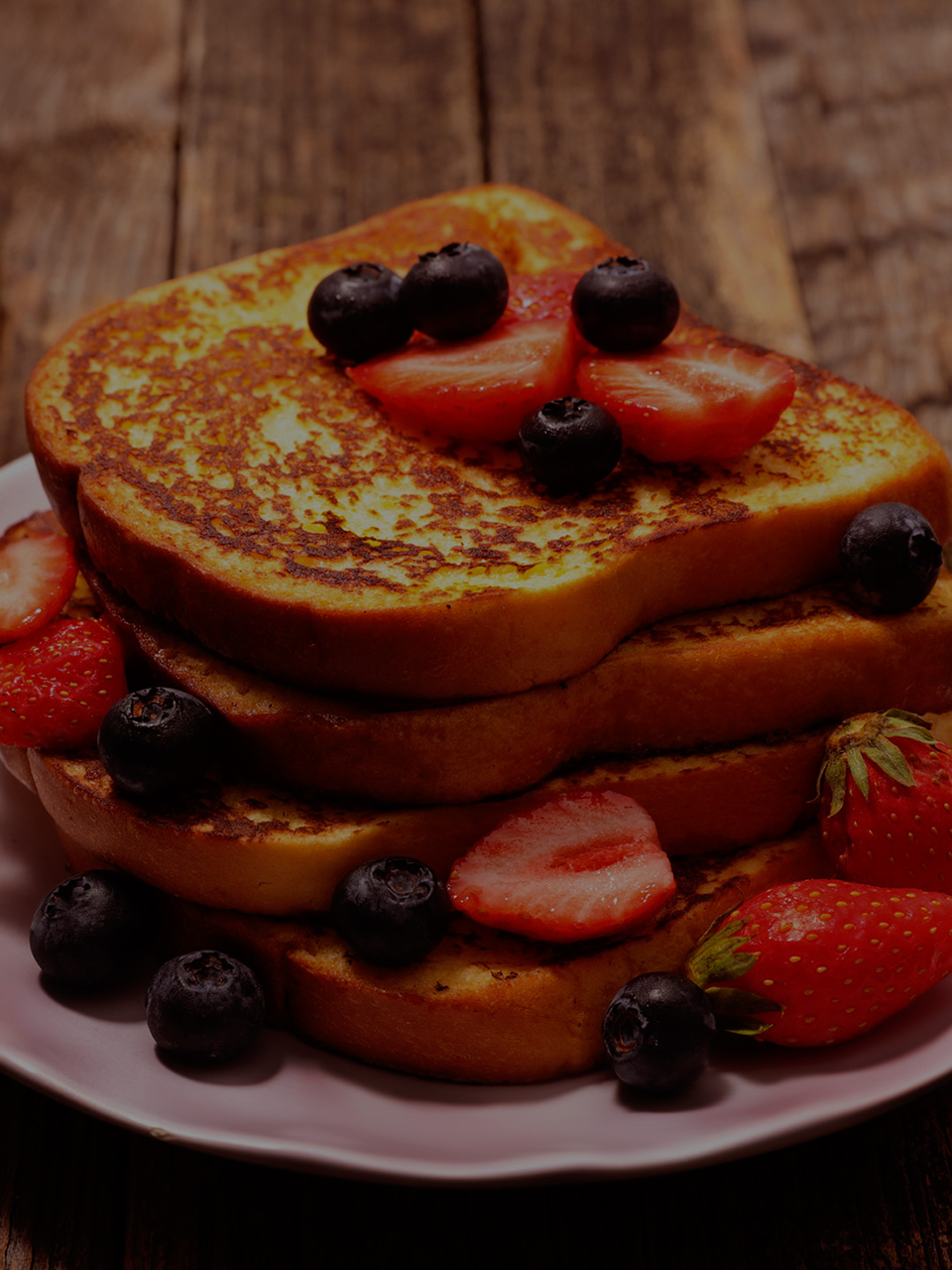 French Toast Recipe for One